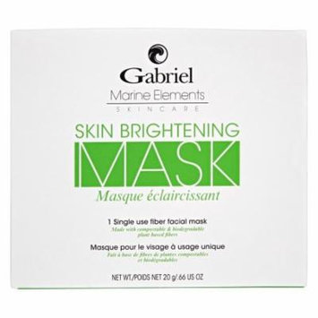 Gabriel Cosmetics Inc. - Skin Brightening Mask - 0.66 oz.