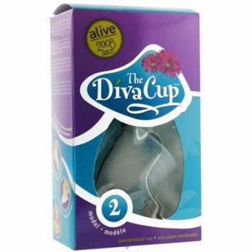 The DivaCup Model 2 Menstrual Cup