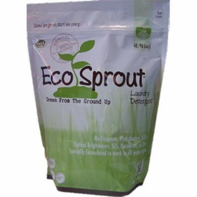 Eco Sprout Laundry Detergent 100% Natural & Biodegradable Safe for Cloth Diapers & Sensitive Skin by Ecoable (Sandalwood