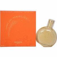 Hermes L'Ambre des Merveilles Eau de Parfum Spray for Women, 1.6 oz