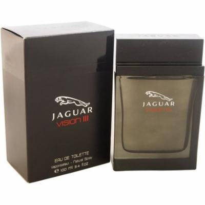Jaguar Vision III Men's EDT Spray, 3.4 fl oz