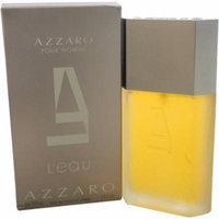 Loris Azzaro Azzaro L'Eau for Men Eau de Toilette Spray, 3.4 oz