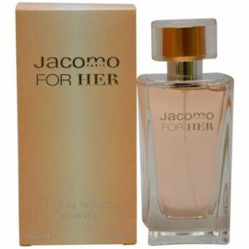 Jacomo For Her for Women Eau de Parfum Spray, 3.4 oz