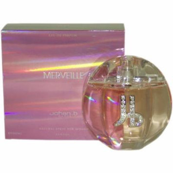 Johan B Merveille for Women Eau de Parfum, 3.4 oz