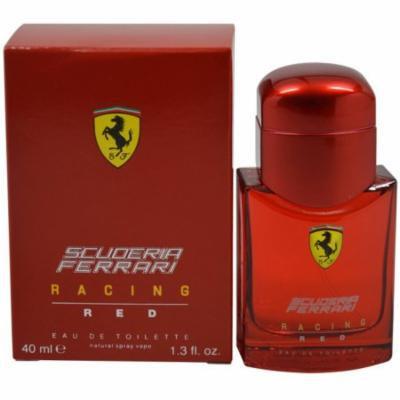 Ferrari Scuderia Racing Red Men's EDT Spray, 1.3 fl oz