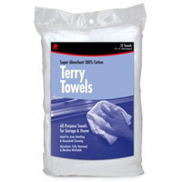 TERRY TOWELS 12CT