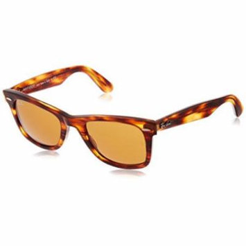 RAY Ban Classic Wayfarer Sunglasses (Brown 50mm)