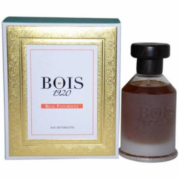 Bois 1920 Real Patchouly Unisex EDT Spray, 3.4 fl oz
