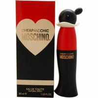 Moschino Cheap and Chic for Women Eau de Toilette, 1 oz