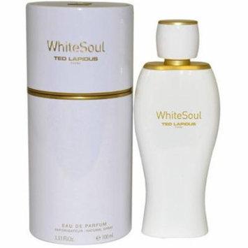 Ted Lapidus White Soul for Women Eau de Parfum Spray, 3.33 oz