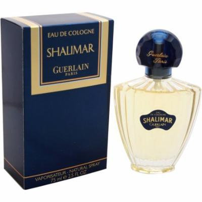 Guerlain Shalimar for Women Eau de Cologne Spray, 2.5 oz