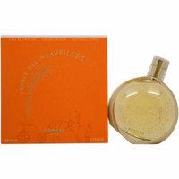 Hermes L'Ambre des Merveilles Eau de Parfum Spray for Women, 3.3 oz