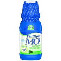 Phillips' Milk of Magnesia with Mineral Oil, Mint, 12-Ounce (Pack of 2)