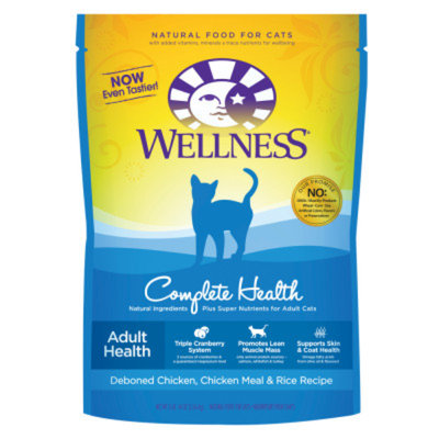 WellnessA Complete Health Cat Food