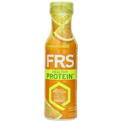 FRS Healthy Protein, Orange Creme, 12-Fluid Ounce (Pack of 12)