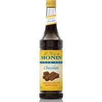 Monin Sugar Free Chocolate Syrup, 750ml (25.4oz)