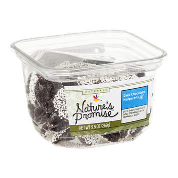 Nature's Promise Dark Chocolate Nonpareils