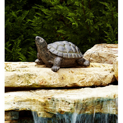 Group LLC 23.5 in. Turtle Statue