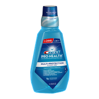 Crest Pro-Health Multi-Protection Refreshing Clean Mint Flavor Mouthwash 1 L
