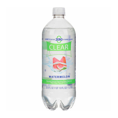 Clear American Watermelon Sparkling Water