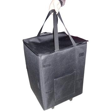 Bigger Smart Cart Black(Case of 4)