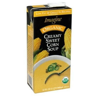 Imagine Foods Creamy Sweet Corn, 32-Ounce (Pack of 12)