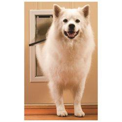 PetSafe 490 Freedom Aluminum Pet Door- Medium