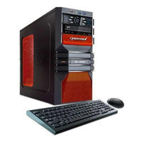 CybertronPC Recon TGM2122A Gaming PC - 2nd Generation Intel Core i3-2120 3.30GHz, 16GB DDR3, 1TB HDD, DVDRW, AMD Radeon