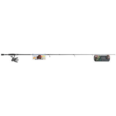 Ready 2 Fish Walleye Spin Combo with Kit