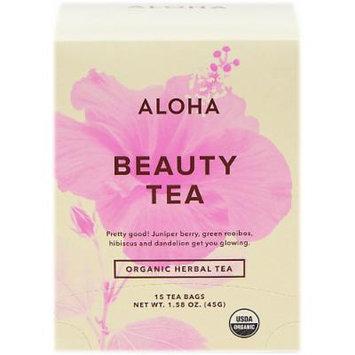 Aloha Organic Beauty Tea