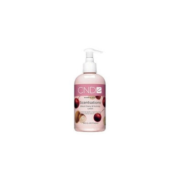 Cnd Cosmetics CND Scentsations Hand & Body Lotion - Black Cherry & Nutmeg- 8.3oz