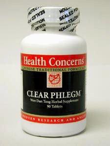 Health Concerns Clear Phlegm (Wen Dan Tang) 90t