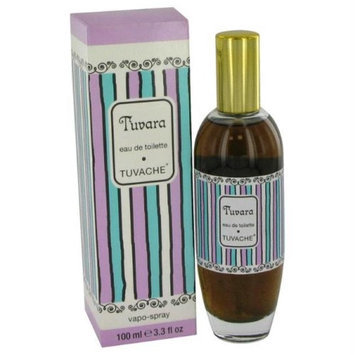 Tuvache Tuvara by Irma Shorell Eau De Parfum Spray 3.3 oz