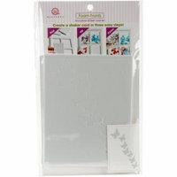 Queen & Co Foam Front Card Kit-Butterfly