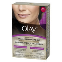 Olay Smooth Finish Facial Hair Removal Duo