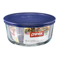 Pyrex Storage with Lid 4 Cup