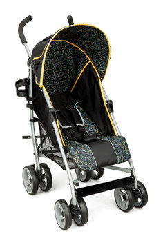 Delta Childrens Delta Chldren's LX Stroller Gray