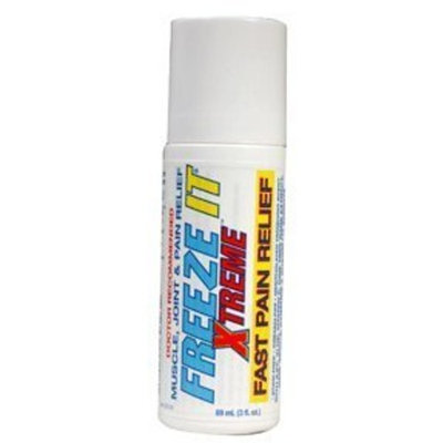 EXPEDITE PRODUCTS FREEZE-IT XTREME ROLL-ON Size: 3 OZ