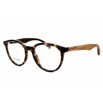 Optical frame Hugo Boss Acetate Havana - Wood (BOSS 0778 RAH)