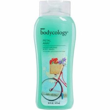 Bodycology Petal Away Moisturizing Body Wash, 16 fl oz