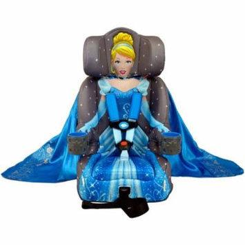 KidsEmbrace Friendship Combination Booster Car Seat, Cinderella Platinum