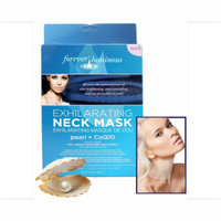 Exhilarating Neck Mask (3 Treatments) - Pearl + CoQ10