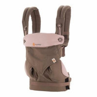 ERGO Baby Four Position 360 Carrier - Taupe/Lilac