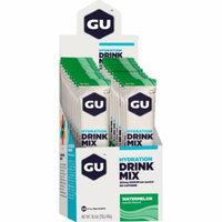 GU Hydration Drink Mix: Watermelon, Box of 24