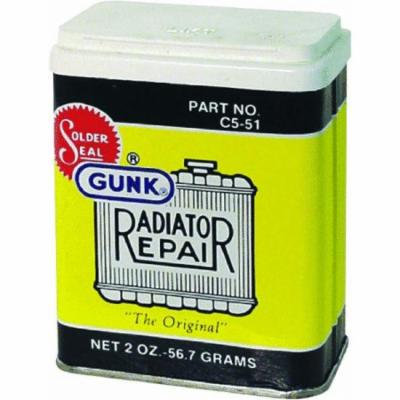 Gunk C551B 2 Oz Radiator Repair Powder