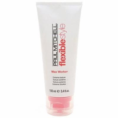Paul Mitchell Flexible Style Wax Works, 3.4 fl oz