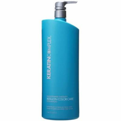 Keratin Complex Smoothing Therapy Keratin Color Care Shampoo, 33.8 fl oz