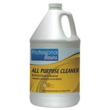 Professional Basics All Purpose Cleaner, Lavender Scent, 1 gal Bottle,