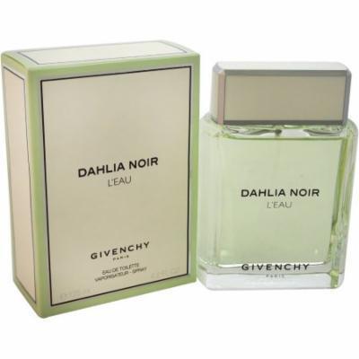 Givenchy Dahlia Noir L'Eau Eau de Toilette Spray for Women, 4.2 fl oz
