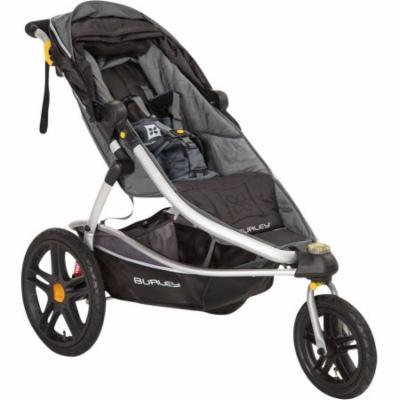 Burley Solstice Stroller: Black and Gray